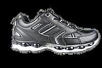 Мужские кроссовки для ходьбы bona 474cb черные   весенние , фото 1