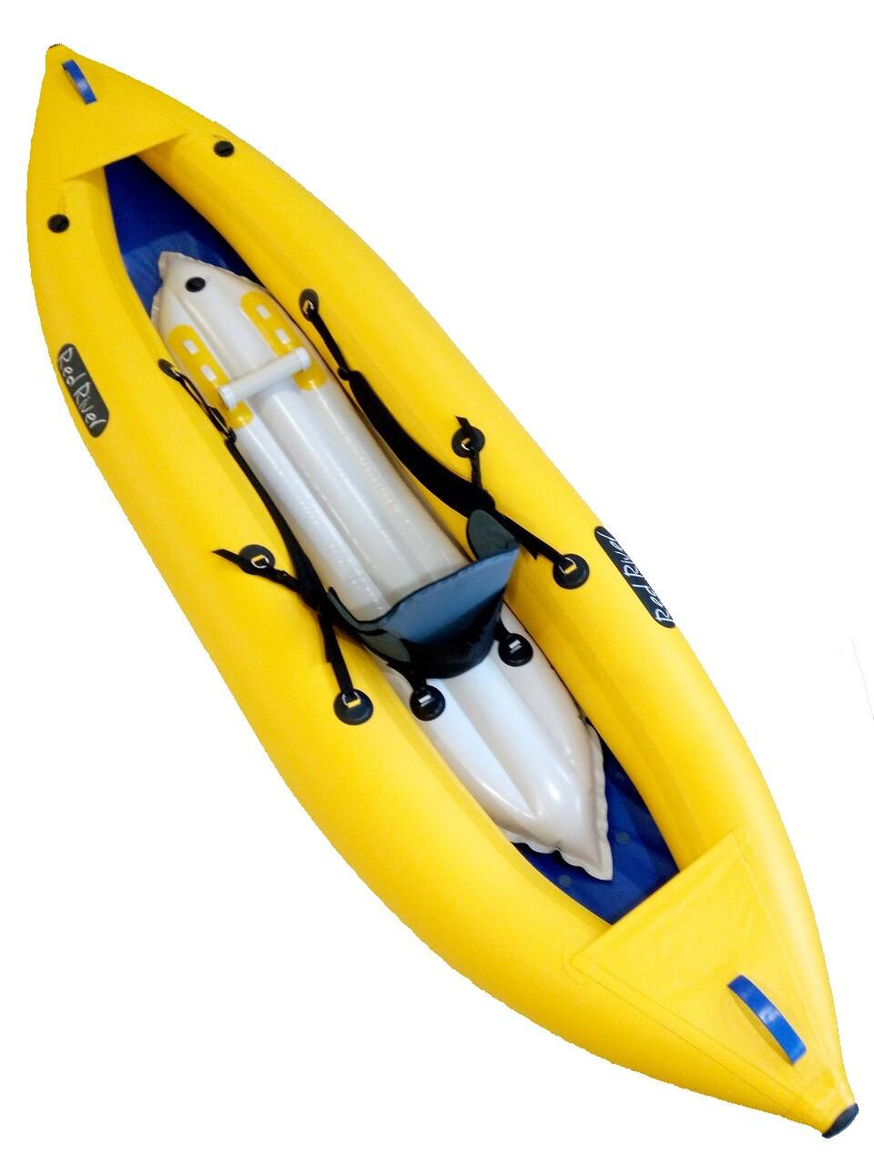 Надувная байдарка Red River 390 Raft