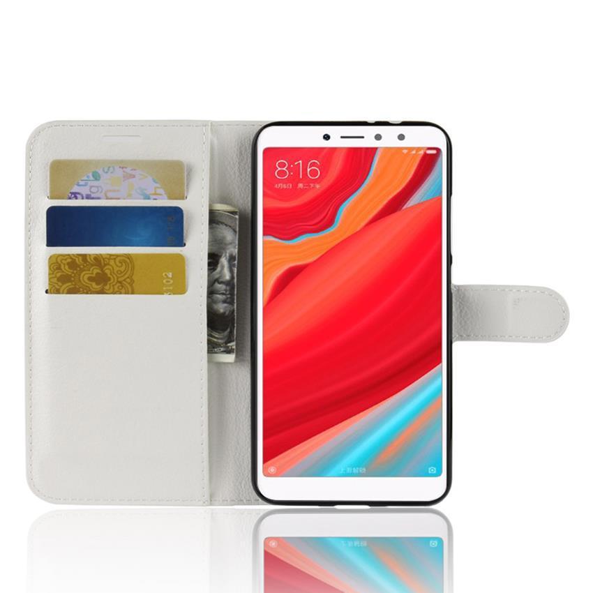 Чехол-книжка Litchie Wallet для Xiaomi Redmi S2 White (lwwh0256)