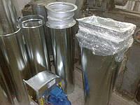 Воздуховоды из стали и фасонные части к ним