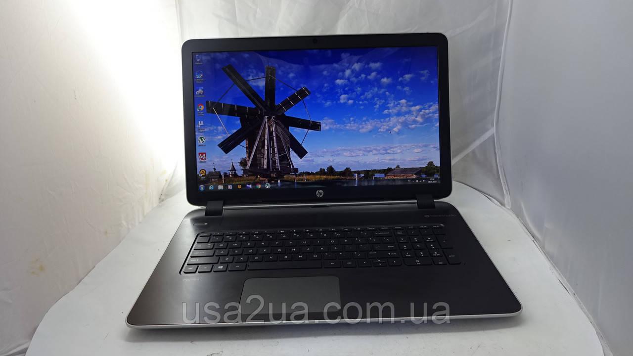 """17.3"""" Мощный Ноутбук HP Pavilion 17 core I5 4Gen/8Gb/750Gb/WEB КРЕДИТ Доставка Гарантия"""