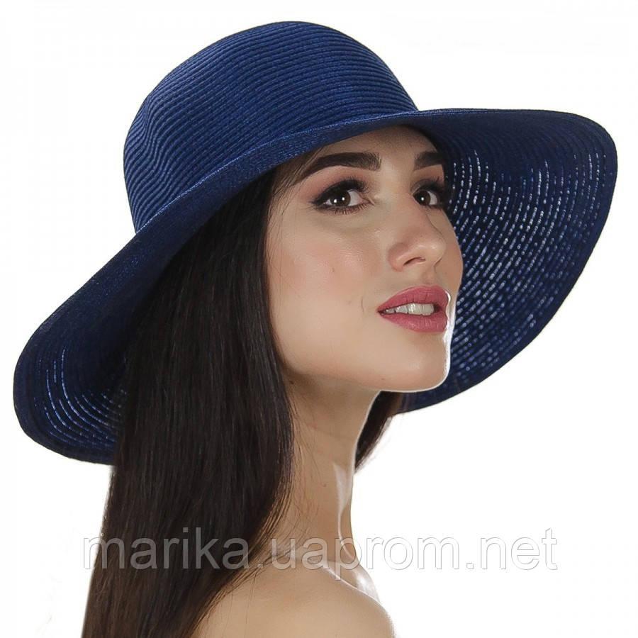 Пляжная шляпа со средними полями