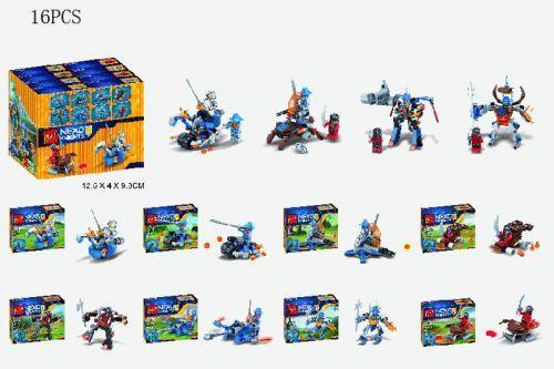 """Конструктор """"NEXO knights"""" (ассортимент)"""