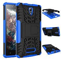 Чехол Armor Case для Lenovo A2010 Синий