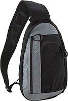 Рюкзак BLACKHAWK! Diversion Carry Slingpack 2 Tone. Объем 5 литров ц: черный/серый