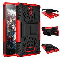 Чехол Armor Case для Lenovo A2010 Красный