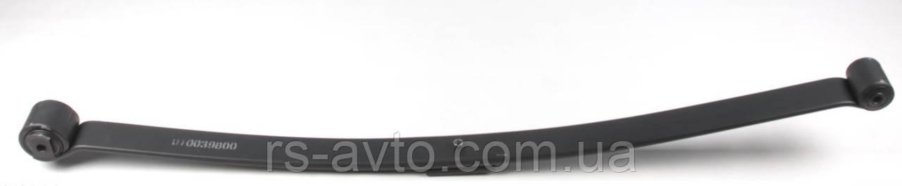 Рессора задняя коренная Fiat Ducato 06- (70x715x715) 23mm 010039800