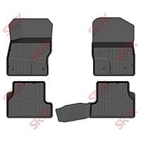 Коврики автомобильные Ford Focus III 2011- SRTK