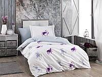 Комплект постельного белья 160х220 HOBBY Poplin Mia сиреневый 41049_1,5