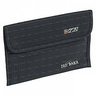 Кошелек Tatonka TAT 2956.040 Travel Folder RFID black