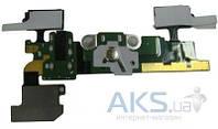 Шлейф для Samsung A300H Galaxy A3/A300F Galaxy A3/A300FU Galaxy A3 с разъемом зарядки и гарнитуры черный (Original)