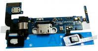 Шлейф для Samsung A500H Galaxy A5 / A500F Galaxy A5 Duos / A500FU Galaxy A5 с разъемом зарядки и гарнитуры rev 0.2 Original