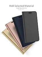 Кожаный чехол книжка Kiwis на Asus Zenfone Max Shot ZB634KL (4 цвета), фото 1