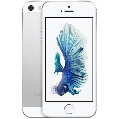 Apple iPhone SE 16GB Silver (MLLP2) (Восстановленный)