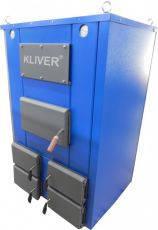 Твердопаливний котел Клівер 100, фото 2
