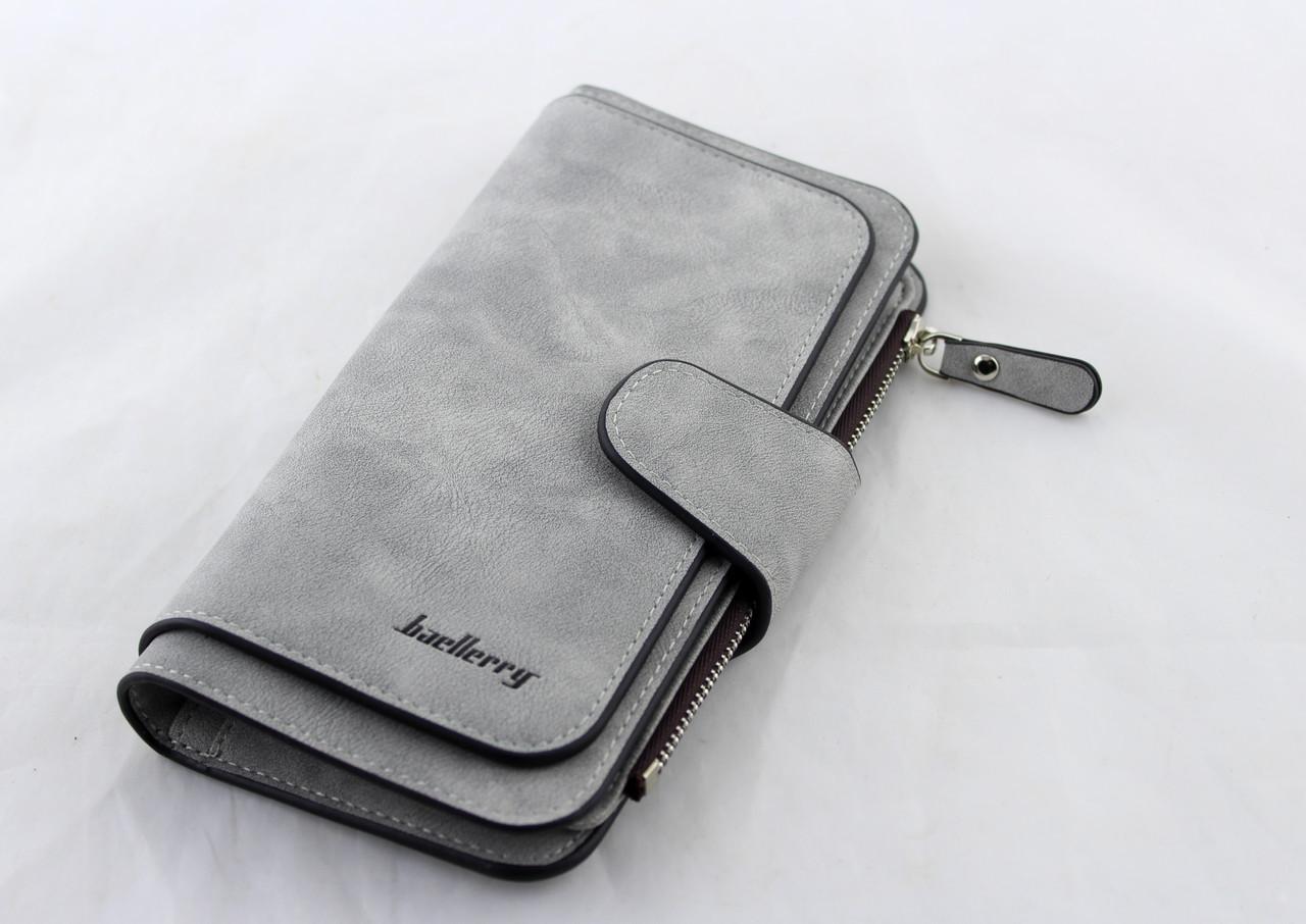 Кошелек Baellerry Forever Grey