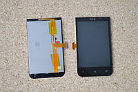 Дисплей для HTC Desire 200 с сенсорным экраном black Original
