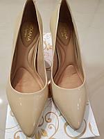 Туфлі жіночі INDIANA 8816-506-618 soft Pompeia W-618 94284 vs seda almond ma, фото 1
