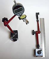 Индикаторная магнитная стойка 360мм. большая высота КАЧЕСТВО оснастка, фото 1