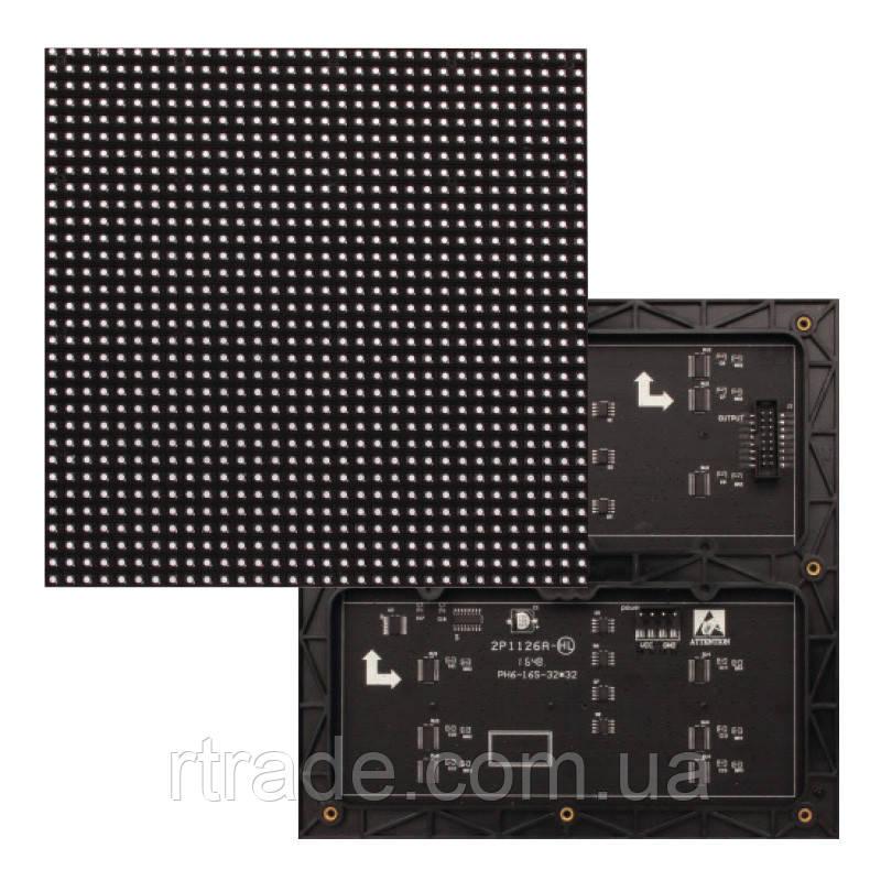 Полноцветный LED модуль P6-RGB-SMD, наружный