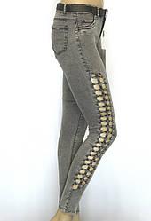 Жіночі літні джинси