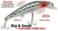 Twitching Lure – приманка для ловли хищных рыб