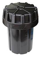"""Контейнер MTM тайник 7""""(D) x 12.4"""" ц:черный"""
