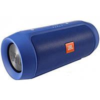 Портативная колонка JBL Charge 4 blue копия, фото 1
