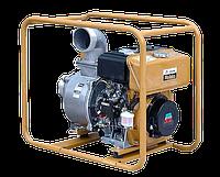 Мотопомпа Robin PTD 406 дизельная для чистой воды