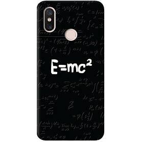 Чехол на Xiaomi Mi 8 Einstein