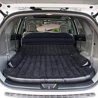 Автомобильный матрас - кровать (автоматрас), черный
