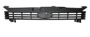 Решітка радіатора 1118 верхня (чорна)