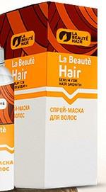 La Beaute Hair - спрей-маска для здоровья волос(Ла Бъюти Хеир)