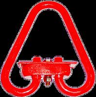 Фитинги канатные и цепные - Звено РТ1