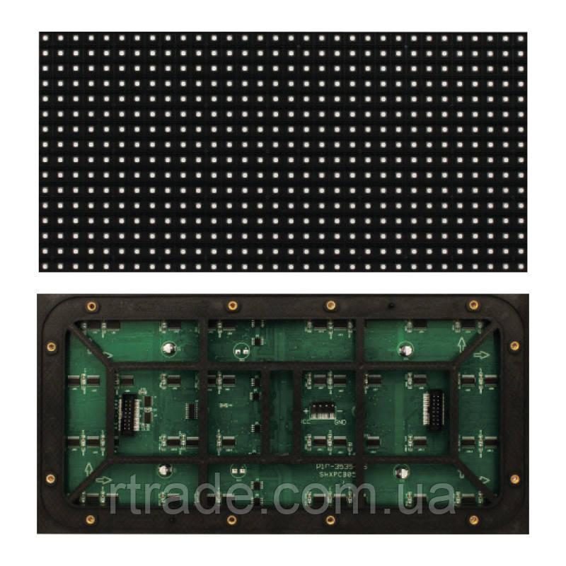 Полноцветный LED модуль P10-RGB-SMD, наружный