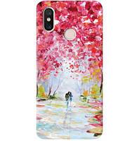 Чехол на Xiaomi Mi 8 Paseo Romantico