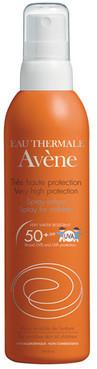 Солнцезащитный спрей для детей Avene Spray For Children Very High Protection SPF 50+