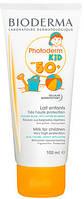 Биодерма Солнцезащитное молочко для детей Bioderma Photoderm Kid Lait Solaire Enfants SPF 50+ 100мл
