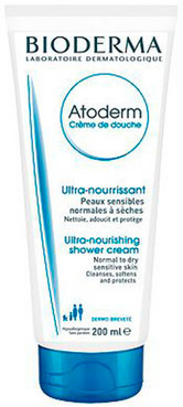 Очищающий крем Bioderma Atoderm Ultra-Nourishing Shower Cream