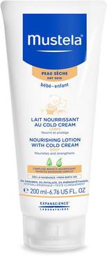 Защитный лосьон от холода для тела Mustela Nourishing Lotion With Cold Cream