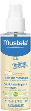 Масло для массажа Mustela Bebe Massage Oil
