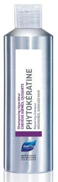Восстанавливающий шампунь Phyto Phytokeratine Shampoo Repairing Фитокератин