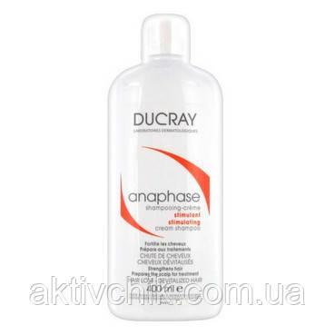 Шампунь-крем для роста и укрепления волос Ducray Anaphase Stimulating Cream Shampoo 400мл