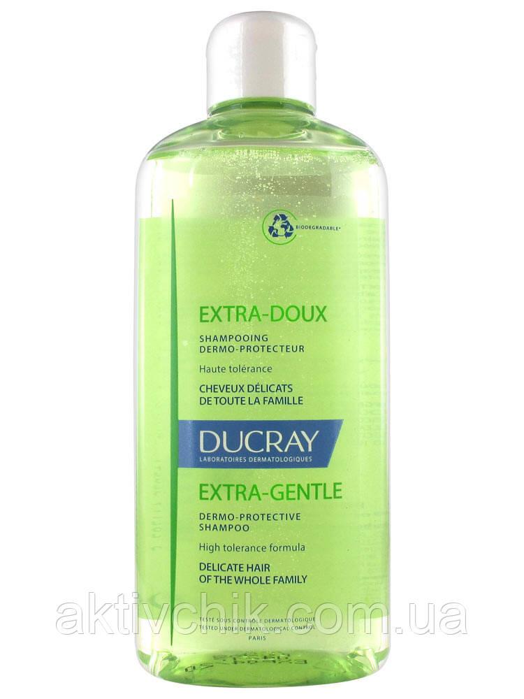 Защитный шампунь для частого применения Ducray Extra-Doux Dermo-Protective Shampoo 400мл