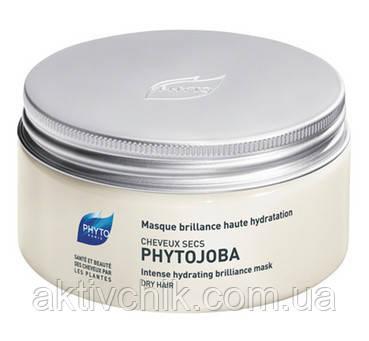 Маска для інтенсивного зволоження волосся Фіто Фитожоба Phyto Phytojoba Intense Hydrating Mask