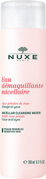 Очищающая мицеллярная вода c лепестками роз Nuxe Micellar Cleansing Water With Rose Petals
