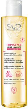 Очищающее мицеллярное масло SVR Topialyse Lipid-Restoring Cleansing Oil
