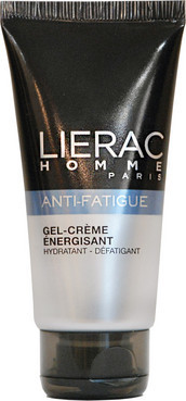 Увлажняющий антистрессовый гель-крем Lierac Homme Anti-Fatigue Energizing Cream Gel