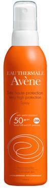 Сонцезахисний спрей для тіла Avene Spray Very High Protection SPF 50+