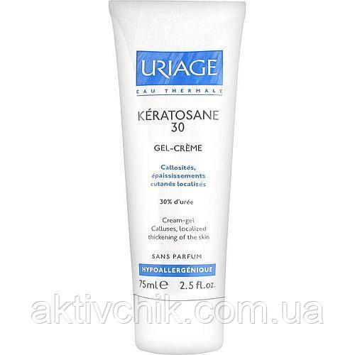 Гель-крем Uriage Keratosane 30 Gel-Cream 75мл